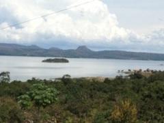 Margens do Lago do Manso